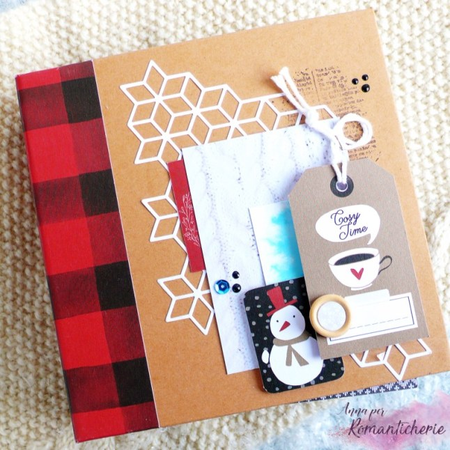 Mini Album Cozy Time - Christmas Cocooning - Florileges